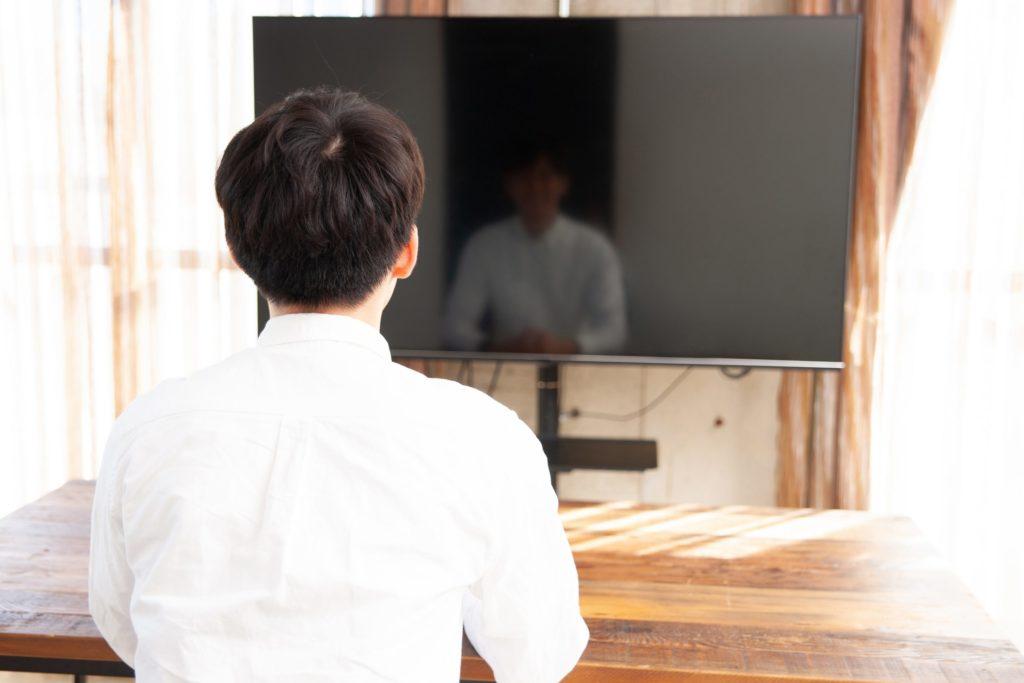 アニメ動画の視聴